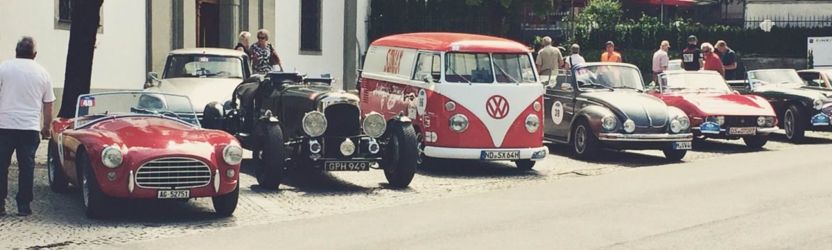 Old-Timers in Hohenems