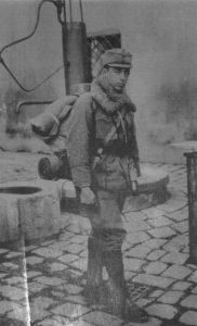 Robert Rosenthal, 1917